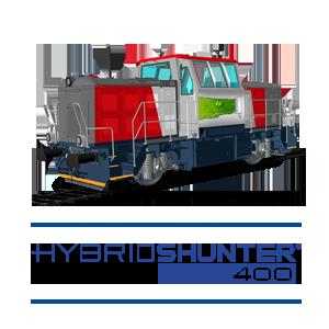 Резултат с изображение за HybridShunter 400